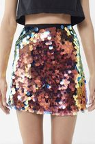 ★人気商品★ Motel Wyne Sequin Mini Skirt ★日本未入荷★