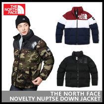 THE NORTH FACE(ザノースフェイス) ダウンジャケット 【THE NORTH FACE】NOVELTY NUPTSE DOWN JACKET NJ1DJ54