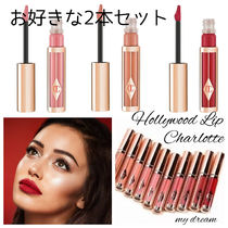 選んで2本セット★Charlotte Tilbury★Hollywood Lips Liquid