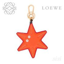 LOEWE★ロエベ Starfish Charm Orange/Black