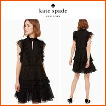 18-19AW!!日本未入荷☆kate spade☆bakery dot devore dress