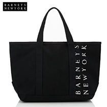 NY発!【Barneys New York】 Logo Tote Bag  送料/関税込