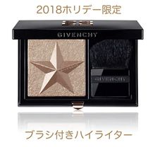 GIVENCHY 2018ホリデー限定★ブラシ付ハイライター★Mystic Glow