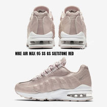 NIKE★AIR MAX 95 SS GS★SILTSTONE RED