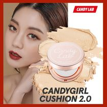 CANDY LAB★All-New Candygirl Cushion 2.0本品