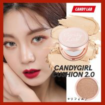 CANDY LAB★All-New Candygirl Cushion 2.0本品+リフィル