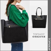 【国内発送・関税込】TOPSHOP★Sasha Slip Pocket Shopper Bag