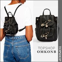 【国内発送・関税込】TOPSHOP★Pandy Pin Mini Backpack