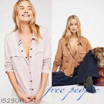 ★日本未入荷★ Free People/ We The Free Cody Button-Up Top