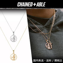 Chained&Able★STクリストファーCUTOUTネックレス★クーポン付き