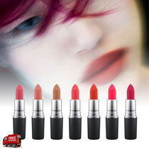 MAC☆新作マットリップ☆POWDER KISS LIPSTICK