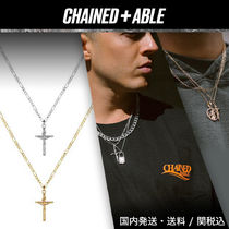 Chained & Able★ミニ FIGARO CRUCIFIX ペンダント★クーポン付