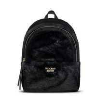 Fur Stud Small City Backpack