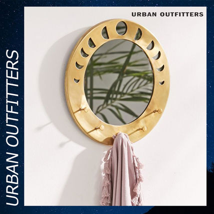 Urban Outfitters 棚・ラック・収納 Urban Outfitters Luna Moon Cycle ミラー インテリア 収納