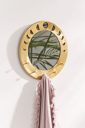 Urban Outfitters 棚・ラック・収納 Urban Outfitters Luna Moon Cycle ミラー インテリア 収納(2)