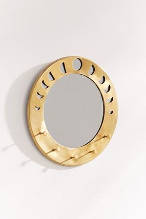 Urban Outfitters 棚・ラック・収納 Urban Outfitters Luna Moon Cycle ミラー インテリア 収納(4)