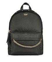Nylon Python Stud City Backpack