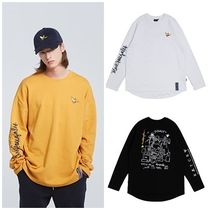 ROMANTIC CROWNの[R.C X M.G]Flag GONZ Long Sleeve 全4色