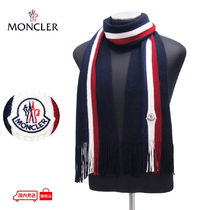 【69】 MONCLER 国内発送 クーポン発行可 マフラー SCIARPA