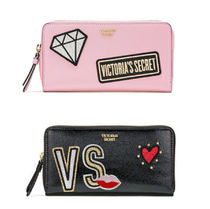 VS Patch Zip Wallet