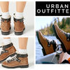 【UrbanOutfitters】新作●Bailey Sherpa Hiker Boot