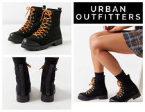 【UrbanOutfitters】♡新作●Blaire Suede Hiker Boot