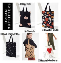 【UrbanOutfitters】● Hansel From Basel Cotton Tote Bag