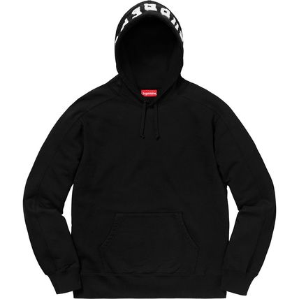 Supreme パーカー・フーディ Supreme シュプリーム Paneled Hooded Sweatshirt AW 18 WEEK 11(3)