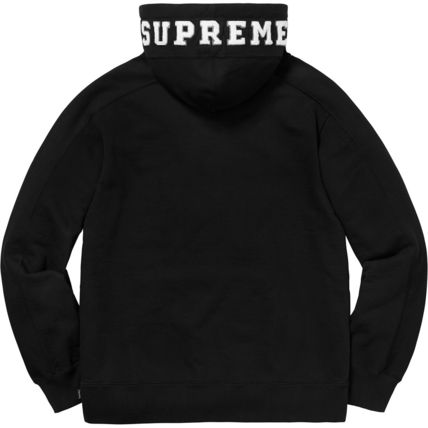 Supreme パーカー・フーディ Supreme シュプリーム Paneled Hooded Sweatshirt AW 18 WEEK 11(4)