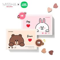 MISSHA★LINE FRIENDS edition★COLOR FILTER SHADOW PALETTE