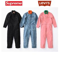 Week11 Supreme x Levis Denim Coveralls 選べる3色