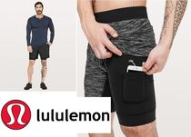 Lululemon MEN★高級Nulux素材パンツ★T.H.E. Short