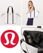Lululemon♥おしゃれホワイト♥Day Out Tote