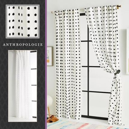 Anthropologie カーテン 【mysweethome様】★Tufted Makers Curtain 差額分