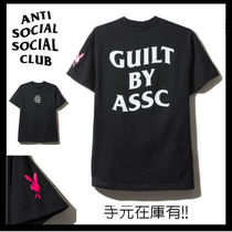 【希少コラボ】Anti Social Social Club ×PLAY BOY/国内即発