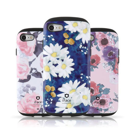 iFace スマホケース・テックアクセサリー ★iFace正規品★iFace Sensation Floral iPhone8/7★