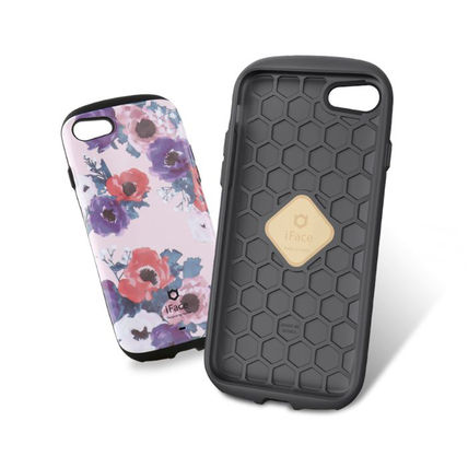 iFace スマホケース・テックアクセサリー ★iFace正規品★iFace Sensation Floral iPhone8/7★(7)