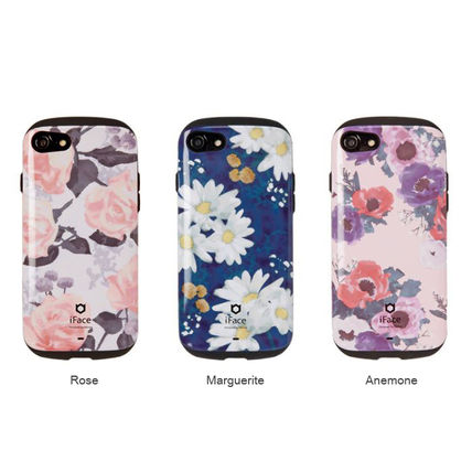 iFace スマホケース・テックアクセサリー ★iFace正規品★iFace Sensation Floral iPhone8/7★(8)