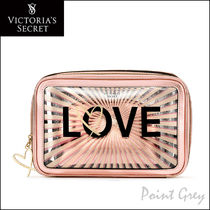Victoria's Secret☆ LOVE・メイクポーチ☆ 3点セット