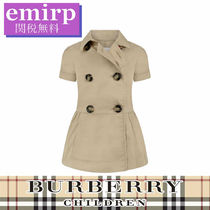 BURBERRY★BABYGIRLS★MINIトレンチドレス