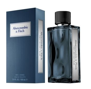 Abercrombie & Fitch フレグランス 2018年発売【アバクロ香水】First Instinct Blue EDT 100ml