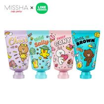 MISSHA★LINE FRIENDS edition★LOVE SECRET HAND CREAM