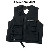 STEREO VINYLS COLLECTION(ステレオビニールズコレクション) ベスト・ジレ ★STEREO VINYLS COLLECTION★ 3M Thinsulate Utility Vest