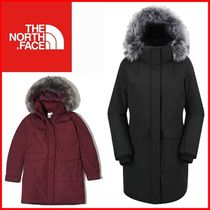 THE NORTH FACE_ W'S NEW GRANT DOWN PARKA☆正規品・安全発送☆