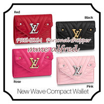 LOUIS VUITTON ルイヴィトン★ニューウェーブ コンパクト 折財布