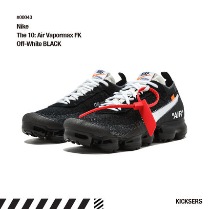 人気話題!Nike Air VaporMax Off-White