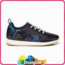 ★Desigual★ デスイグアル SHOES_RUBBER SOLE GEOPATCH