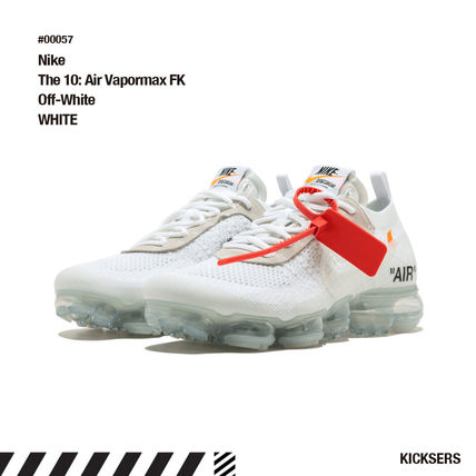 人気話題!Nike Air Vapormax Off White 2018