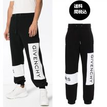 ★Givenchy★*関税・送料込*Double Logo Sweatpants