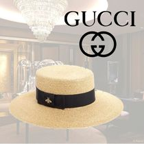 VIP価格【Gucci】GROS GRAIN WITH BEE HAT 関税込